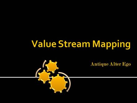 Value Stream Mapping AAE