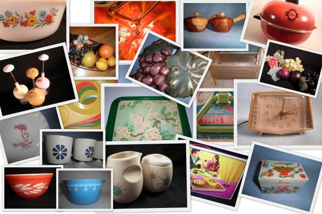 Mid Century items