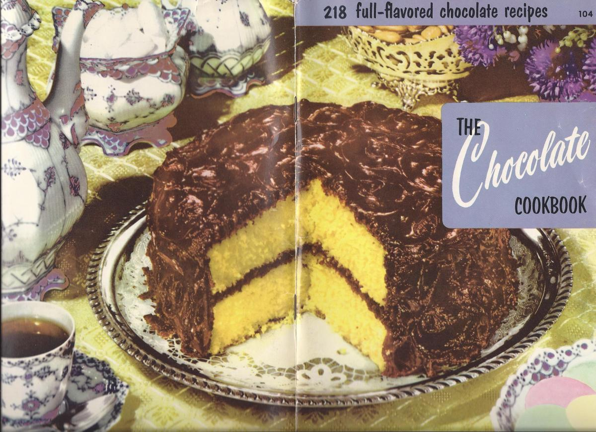 1954 Chocolate Recipes