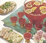 Vintage Christmas Party Recipes