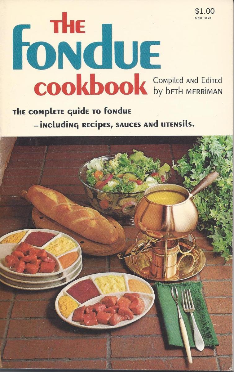 Vintage Chocolate Fondue Recipes
