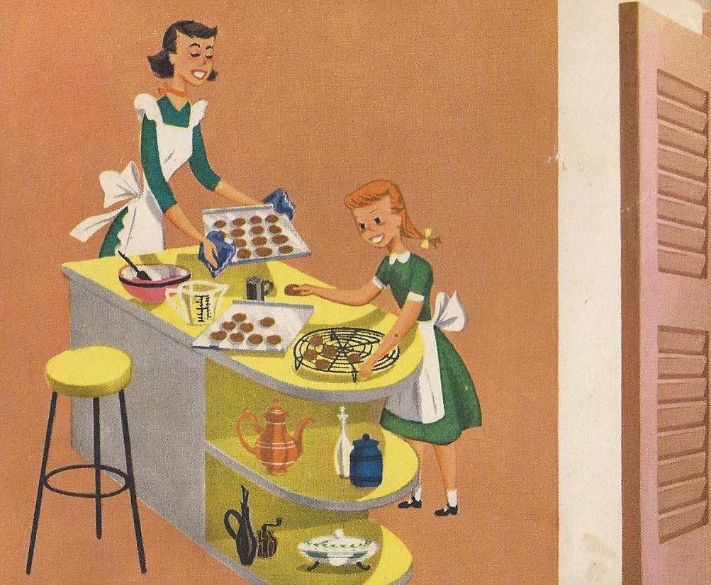 1956 Cookie Recipes