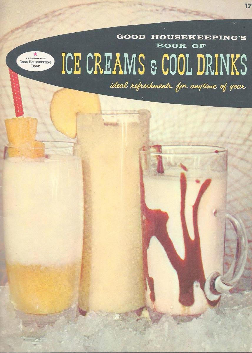 Vintage Cool Drinks Recipes 1958