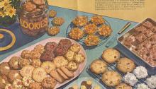 Vintage Cookie Recipes, Antique Alter Ego