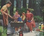 Vintage BBQ Barbecue Recipes