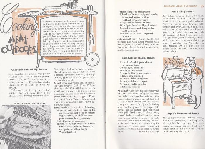 Vintage BBQ Recipes