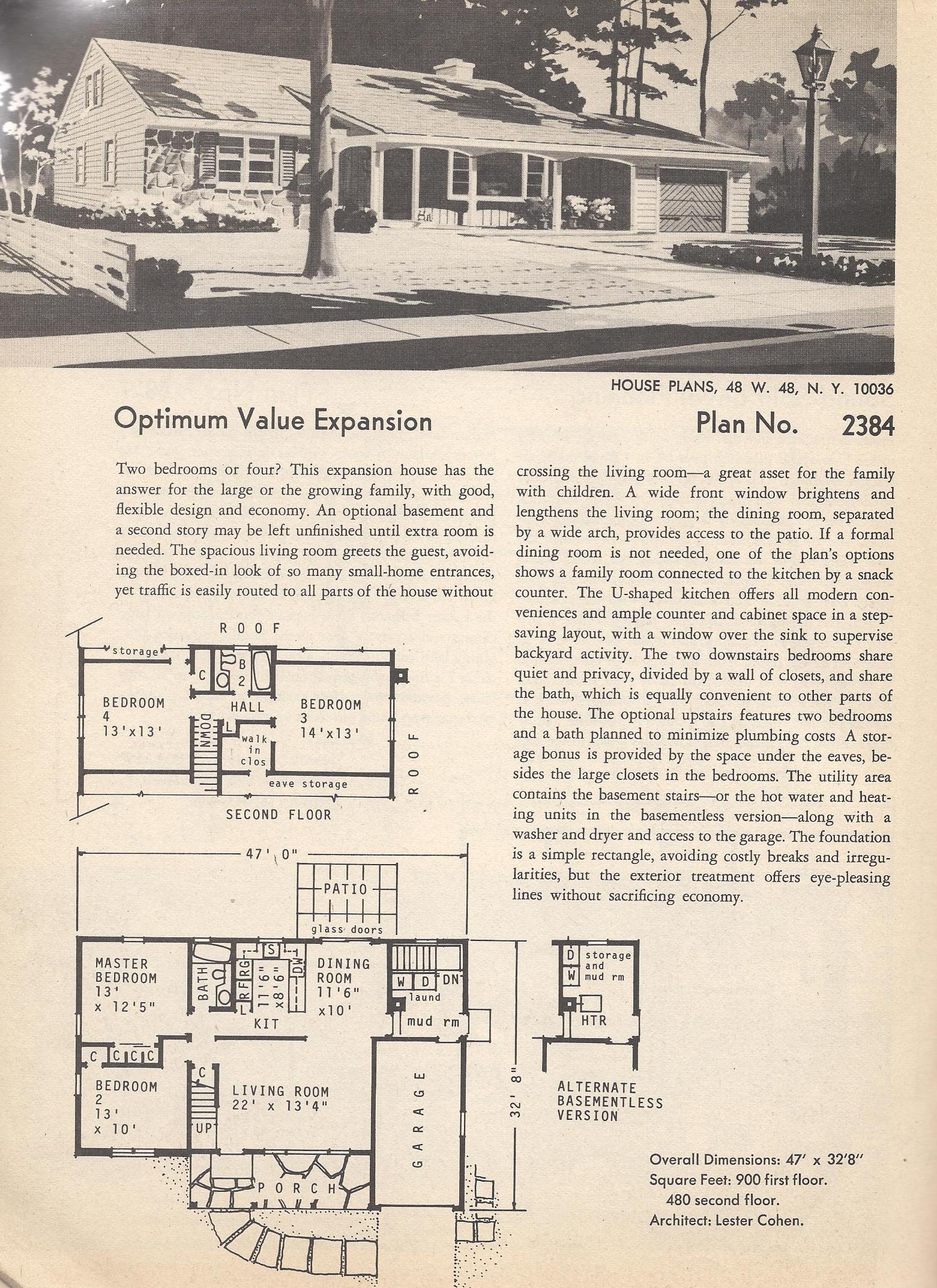 Expansion - 4 bedroom split level floor plans ...