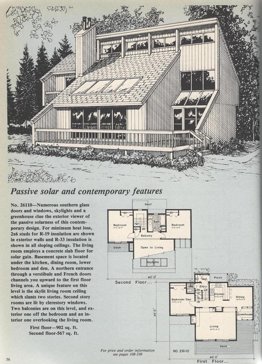 Contemporary passive solar antique alter ego for Passive house floor plans
