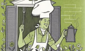 Vintage Recipes, 1965,