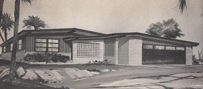 Vintage House Plans , Hobby Room