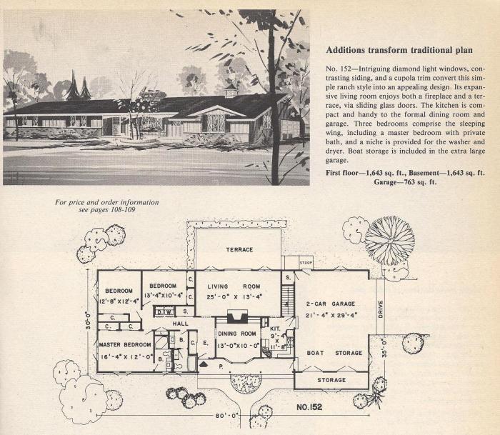 Vintage House Plans , Traditional