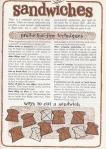 Vintage Sandwiches 1958