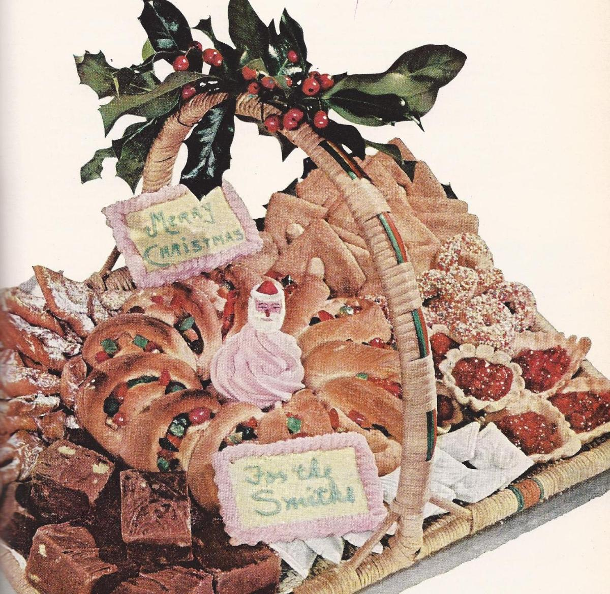 Vintage Christmas Recipes