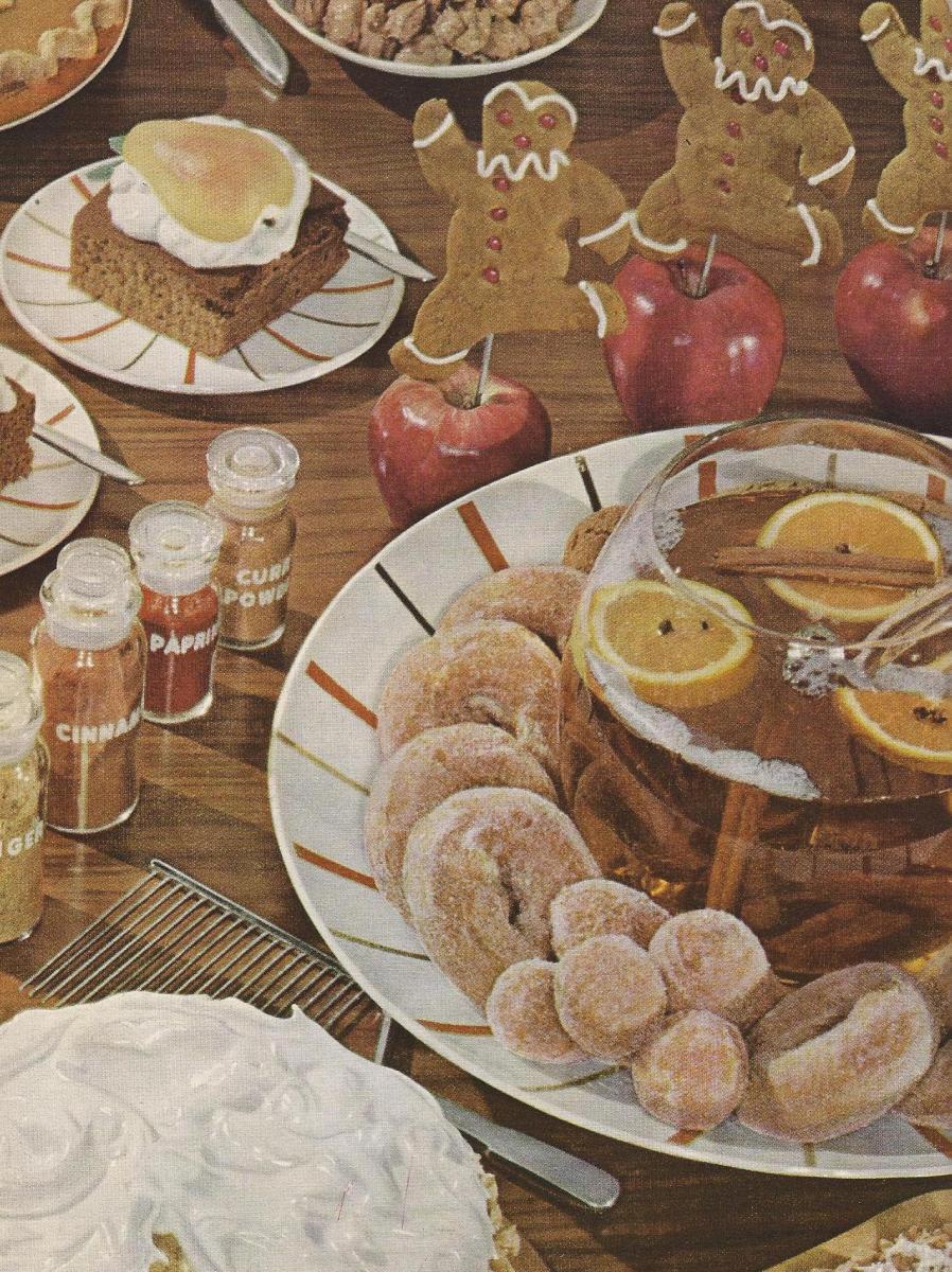 vintage halloween recipes 1