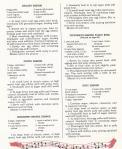 Vintage Christmas Recipes, 1960s Christmas Recipes
