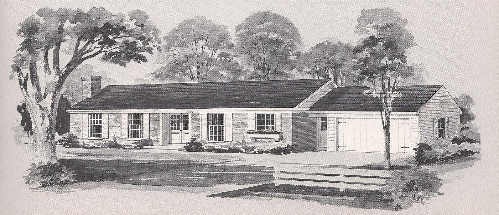 Vintage House Plans 1939 Antique Alter Ego