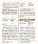 1960s Dessert Recipes, Vintage Dessert Recipes
