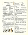 Vintage Buffet Recipes, 1960 Buffets