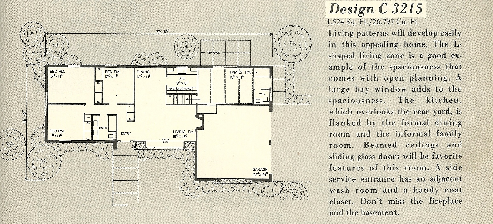 vintage house plans 3215a antique alter ego