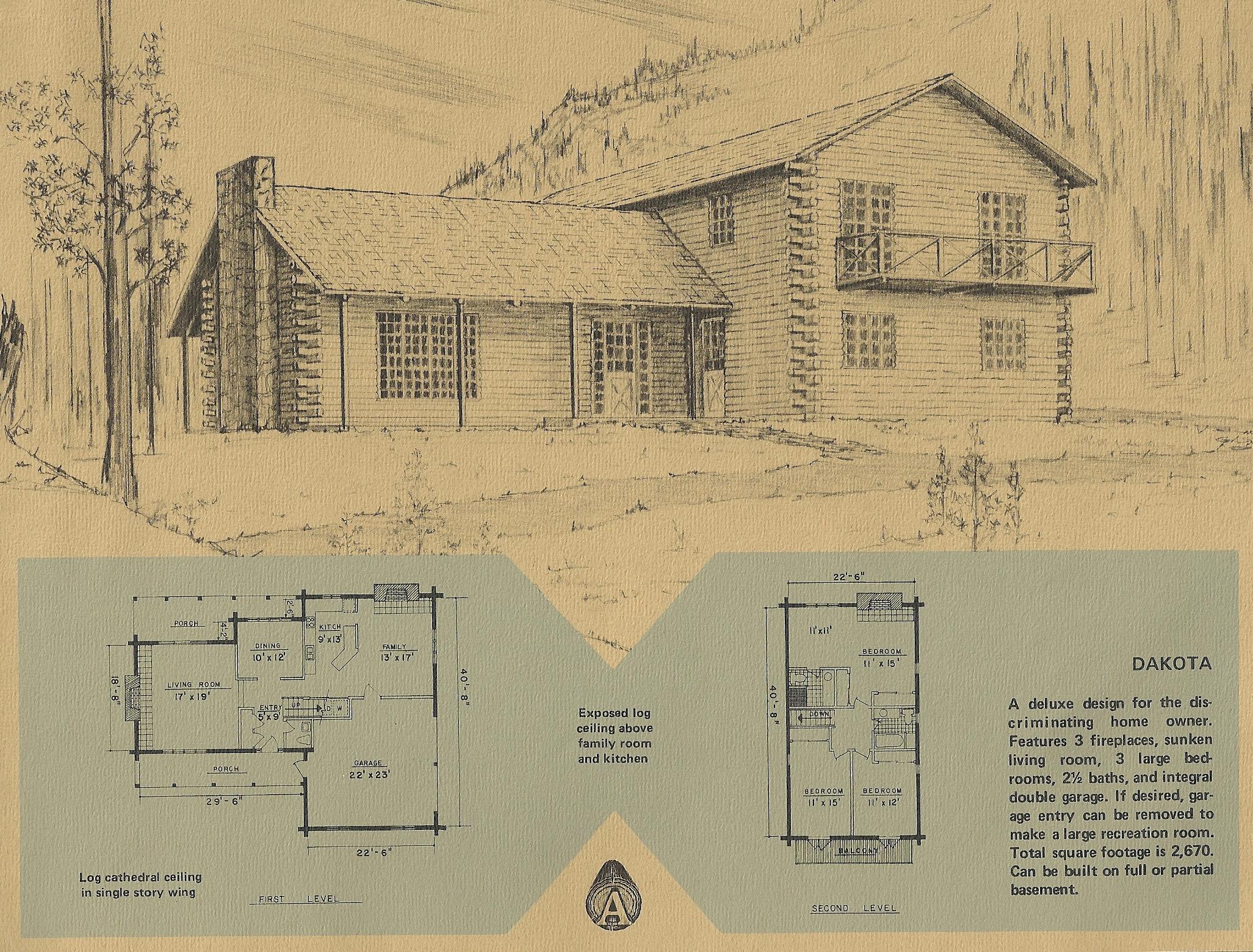 Vintage Log Cabin Plans 6 | on bungalow log house plans, 6 bedroom model homes, 6 bedroom log homes, 6 bedroom cabin plans, 8 bedroom log house plans, loft log house plans, 3 bedroom log house plans, 6 bedroom mansion plans, 6 bedroom ranch plans, home log house plans,