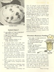 vintage egg recipes, hard boiled egg recipes, egg desserts