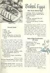 vintage egg recipes, hard boiled egg recipes, egg desserts
