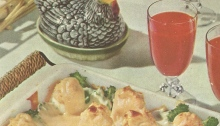 Vintage Recipes: From Pickled to Pudding 1950s Egg Dishes