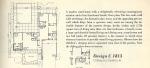 House Plans, 1960s Homes, Vintage House Plans