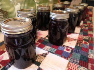 Vintage Recipes, Jams, Jellies, Homemade