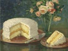 Vintage 1940s Cake and Frosting Recipes