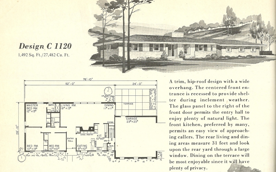 1960s house plans car interior design for 1960s modern house design