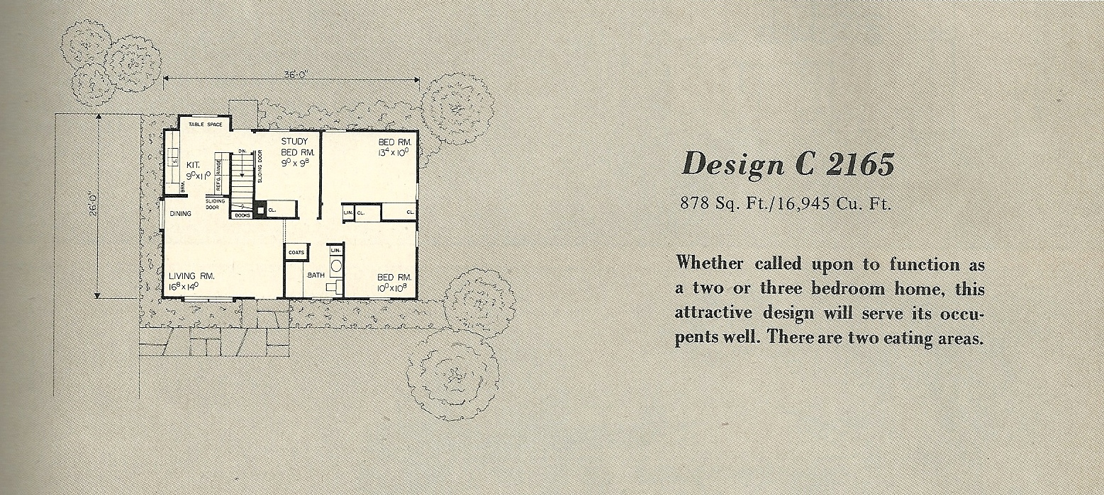 vintage house plans 2165a antique alter ego