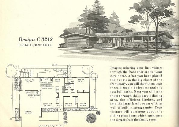 Mid century modern garage plans purple10gpg for Vintage garage plans