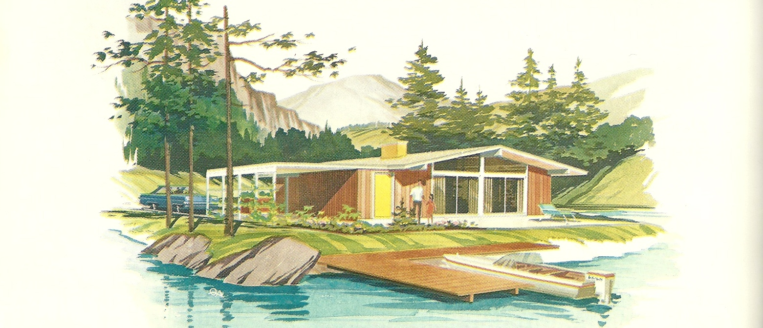 Vintage house plans vacation homes 2460 antique alter ego for Vacation home designs