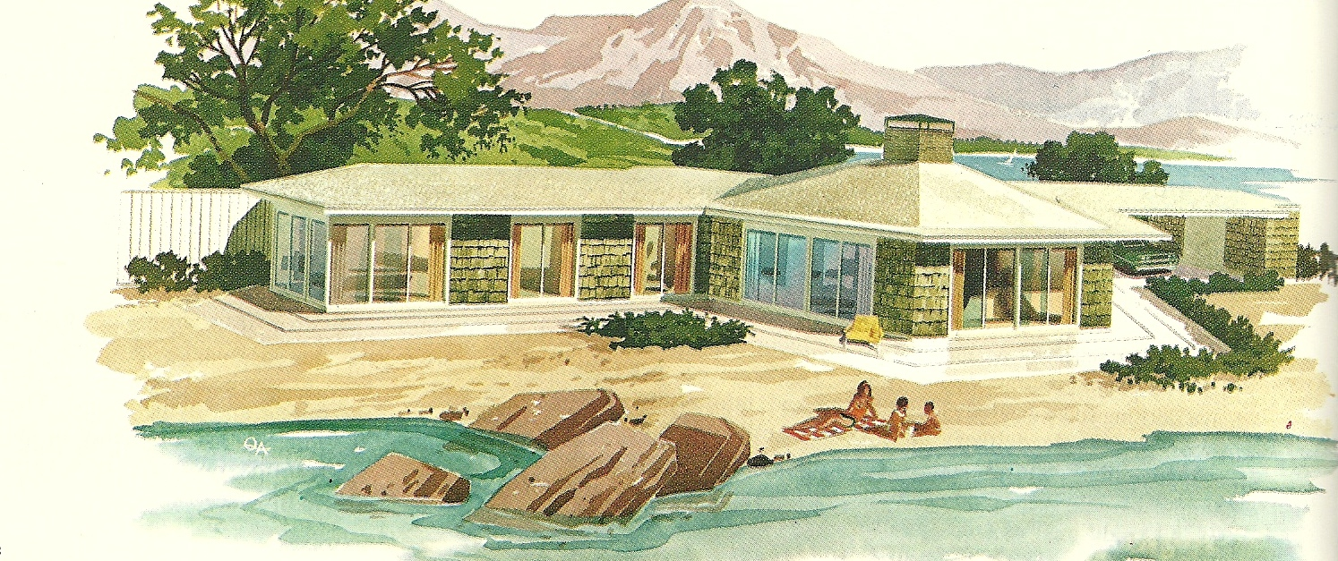 Vintage house plans vacation homes 2468 antique alter ego for Free vacation home plans