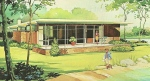 Vintage Vacation House Plans, 1960s vacation homes
