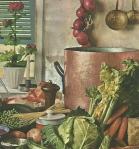 veggie recipes, vintage vegetable recipes