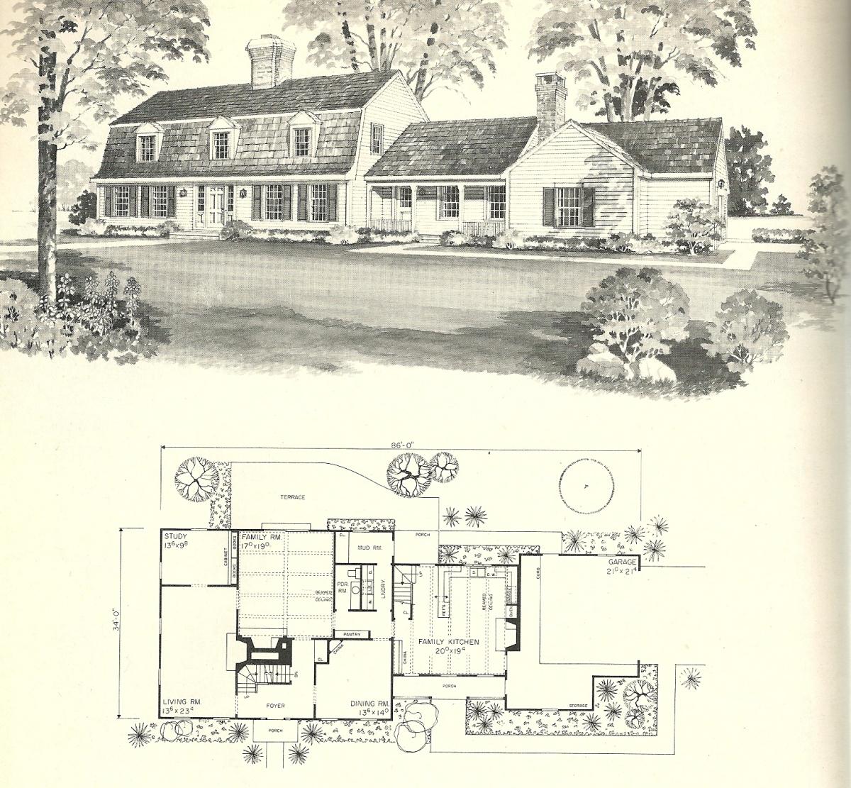Superb Gambrel Roof House Plans Nice Ideas Agemslife Com Largest Home Design Picture Inspirations Pitcheantrous