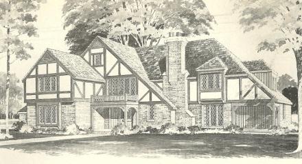 Vintage House Plans Antique Alter Ego Page 15