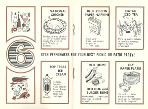 Vintage recipes, chicken BBQ