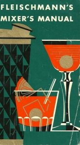 1960s Drinks, Cuba Libre, Pink Lady, Martini