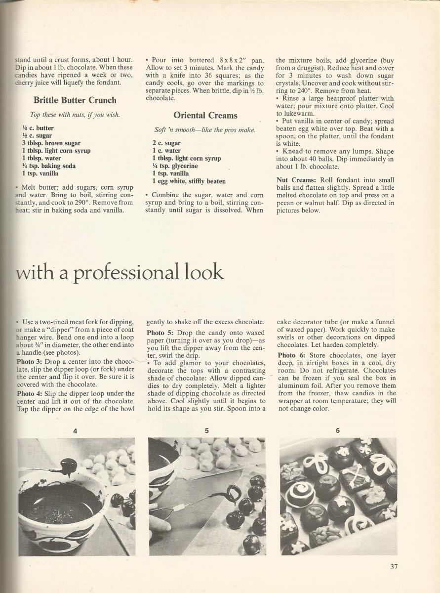 1960s Food Gift Ideas