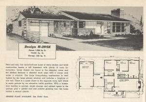 Vintage House Plans 1950s: Mid Century Modern and Modest | on vintage house styles, vintage floor, vintage electrical, art plans, spa plans, vintage diy, vintage house photography, vintage painting, vintage building, house plans, aviary plans, vintage blueprints, orchard plans, vintage ranch, vintage landscaping, vintage mansions, vintage luxury homes, golf plans, waterfront plans,
