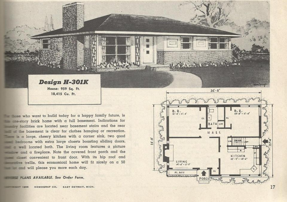 Vintage house plans 301 antique alter ego for Vintage home plans