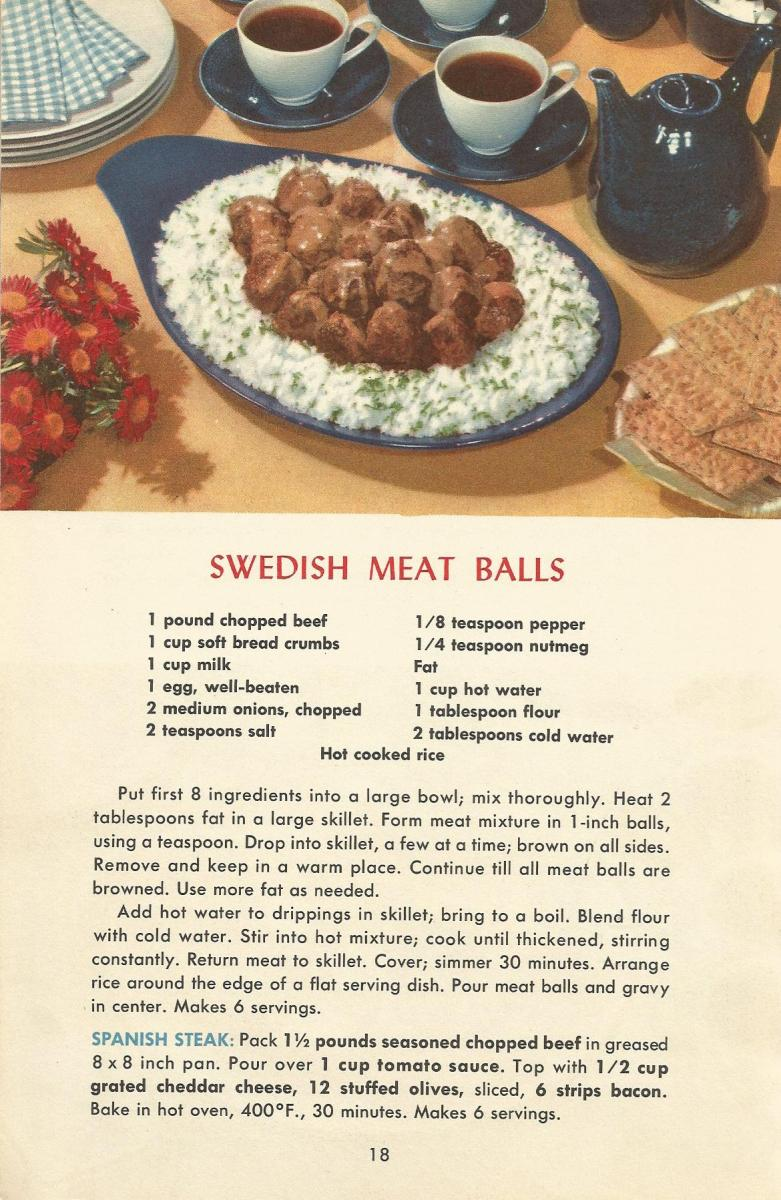 Old Fashioned Recipes Pinterest