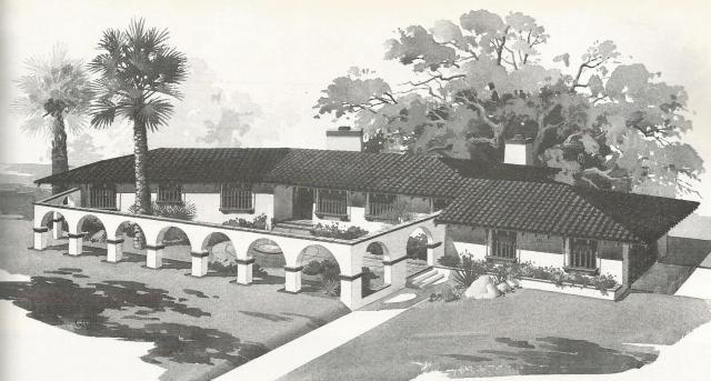 Vintage House Plans A