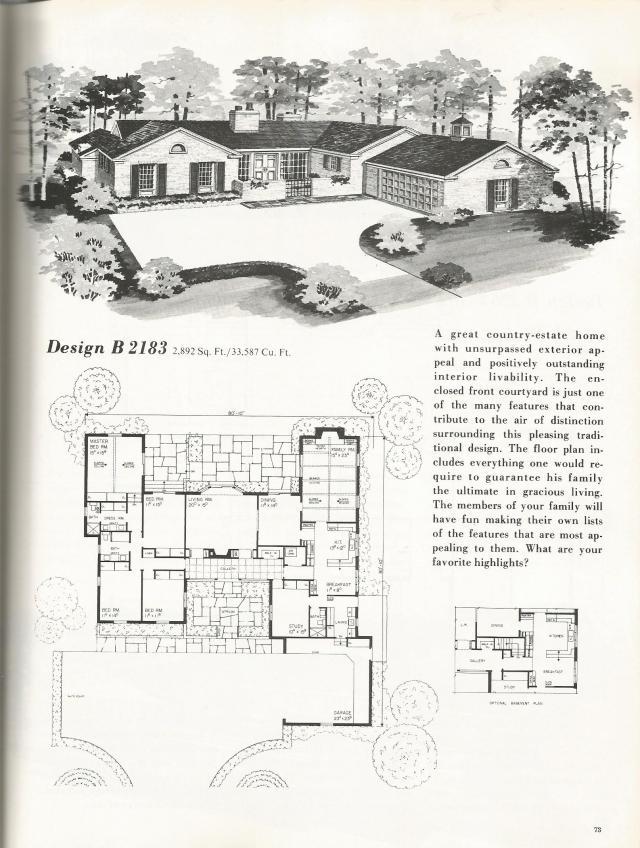 vintage house plans luxurious homes part 2 antique