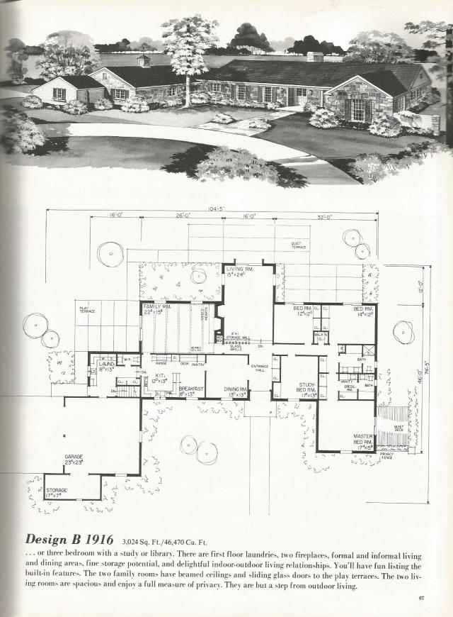 Vintage House Plans Luxurious Homes Antique Alter Ego