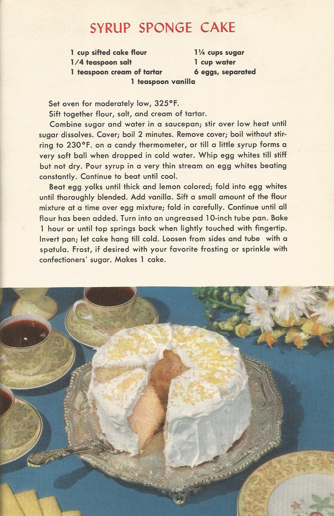 Clover Cake Recipes