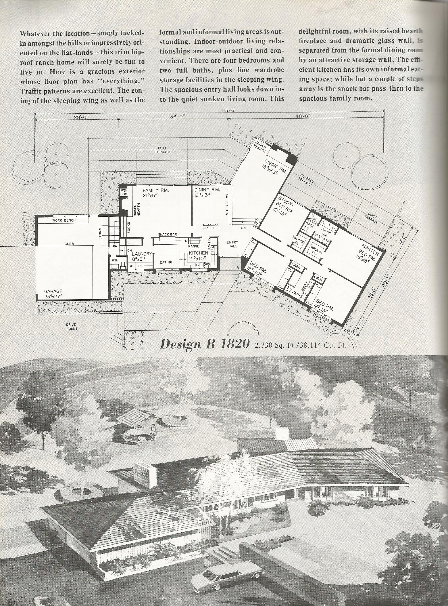 Vintage house plans 1820 antique alter ego for Vintage floor plans